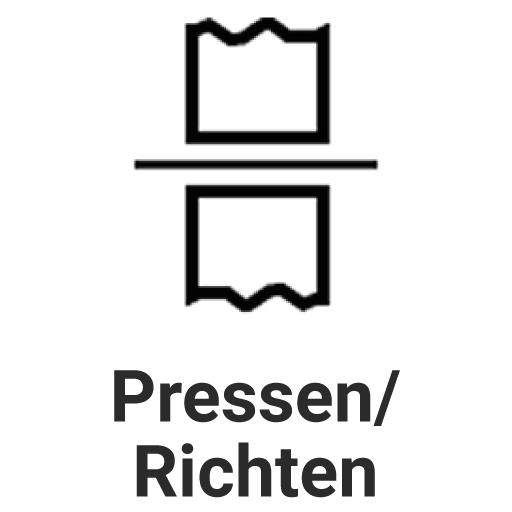Pressen/Richten